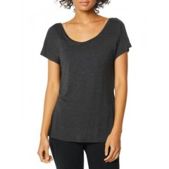 Shape - Paia Strappy-Back Tee Women's T-Shirts Short Sleeve fQ1D9S54adE8DY