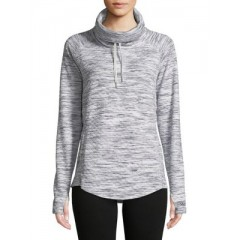 Marmot - Speckled Turtleneck Pullover Women's T-Shirts Long Sleeve wADNN6tsq1BH2F