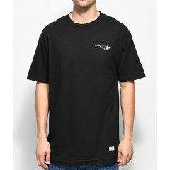 40s & Shorties The Plug Black T-Shirt Men's Graphic Tee Online Sale 4cMOlxpjTa9wr4