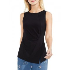 Vince Camuto - Side-Twist Sleeveless Top Women's Blouses|||Sleeveless xwG62tjAgNLlFq