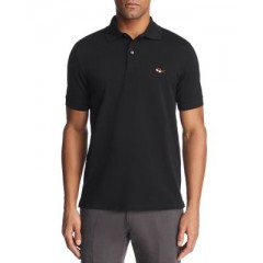 Paul Smith Jersey Slim Fit Polo with Sunglasses Men's Polos IaQDwQIPiWTxhS