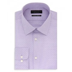 The Men's Store at Bloomingdale's Micro Squares Slim Fit Stretch Dress Shirt - 100% Exclusive Men's Dress Shirts Discount Wholesale y93V98u3xa8duo