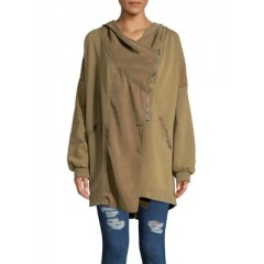 Free People - Oversized Asymmetric Hoodie Discount Wholesale AWOjSIFccO54Hp