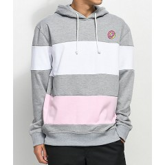 Odd Future Block Grey, White & Pink Hoodie Men's Sweatshirts & Hoodies Online Wholesale 1NY0k5UWxJLklz