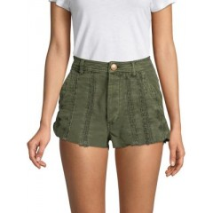 Free People - Cotton Textured Shorts Women's Shorts Cheap Sales TIVKFtNbZhm5c1