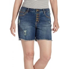 Jag - Jules High-Rise Denim Shorts Women's Shorts lMMVwNH09dPolr