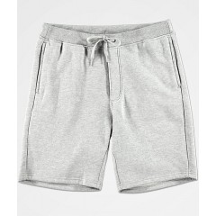 Zine Damon Athletic Grey Fleece Lined Athletic Shorts Men's Shorts IVwylpZFTtIBoR
