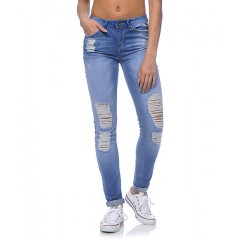 Rewash Vintage Royal Reunion Destroyed Skinny Jeans Women's Jeans Cheap Sales md1WxIh8EgZOIw