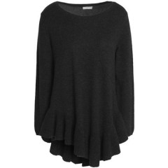 JOIE Ruffled wool and cashmere-blend sweater Women's Sweaters Online Sale ToNCwsw8GOqBZY