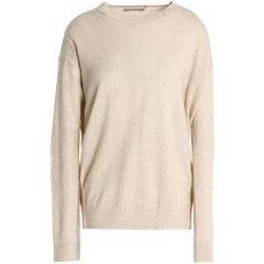 VINCE. Cashmere and linen-blend sweater Women's Sweaters Cheap Sales XYSBtP2u97yWbw