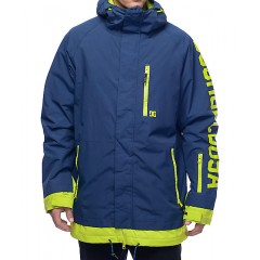 DC Ripley 10K Navy Snowboard Jacket Men's Light Jackets Wholesale Sales b1Gn4yAMeUk3IR