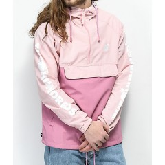 The Hundreds Dell 2 Pink Anorak Jacket Men's Light Jackets tXzjkTcgt4Smse