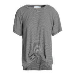 KAIN Knotted striped jersey T-shirt New Arrival Women's T-Shirts Cheap Sales iBGmsBT9eQS2bv