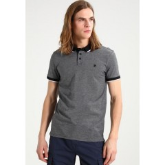 New Arrival Men's Polo Shirts TOM TAILOR DENIM Polo shirt - black wctfx7lWr2maYX