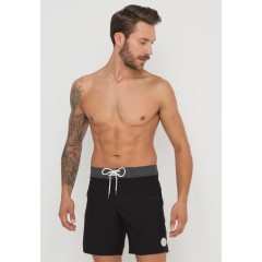 New Arrival Men's Swimwear O'Neill MID FREAK - Swimming shorts - black out LzvpumfPEmyEEy