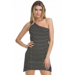 Fashion BECCA BLACK SECOND WIND DRESS Women's Swimwear Cover-ups Cheap Online 4yill5AwrgpLF5